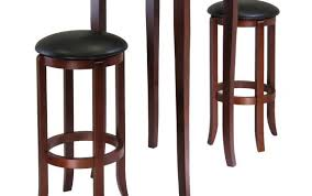 tops white plans and stools round small pub table dimensions set tall glass bistro chairs black