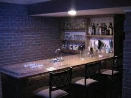 diy basement bar ideas. Interesting Bar Basement Bar Ideasbrickbar02jpg On Diy Bar Ideas T