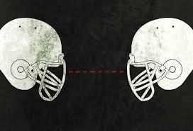 Super Bowl Party Invitation Design Ideas
