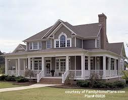 house plans wrap around porch