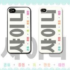 SHINEE iPhone 4s iPhone 5 case hard or rubber k pop korean