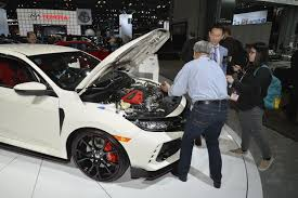 NY Show: 2018 Honda Civic Type R Granted U.S. Entry