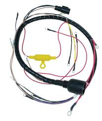 wiring and harnesses for johnson evinrude outboards johnson outboard wiring harness adapter at Johnson Wiring Harness Adapter