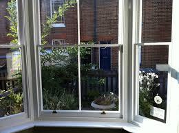 sliding sash windows bay decorated fully