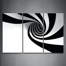 black and white wall art sets throughout 2017 wall arts oversized black and white canvas