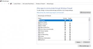 How To Allow Or Block A Program In Windows Firewall Of