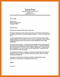 Job Application Letters Format Gallery Letter Samples Format
