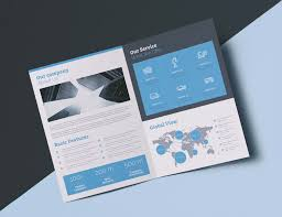 Brochure Templates For It Company Free Company Profile Brochure Template Id
