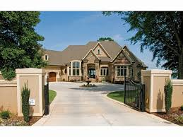european home plans one story awesome eplans european house plan european estate home 6155