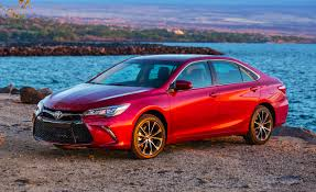 2015 Toyota Camry Photos and Info | News | Car and Driver