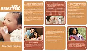 baby pamphlets simply breastfeed pamphlets la publishing