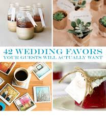42 wedding favors your guests will actually want geronimo oaks Wedding Favors Modern Ideas 42 wedding favors your guests will actually want Do It Yourself Wedding Favors