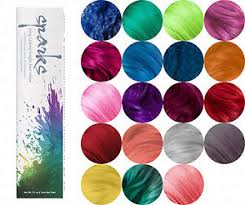 Bright Hair Color Chart Details About Sparks Long Lasing Bright Permanent Dye Hair Color Cream 90 Ml 3 Oz You Pick