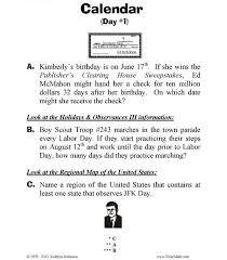 Teaching Calendar Skills | 3rd, 4th, 5th Grade