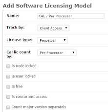 Software Licensing Model Software License Management With V7 0 0 The Official