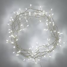 string lights for bedroom. 100 White Indoor Fairy Lights For Bedroom Living Room With LED Clear Cable String