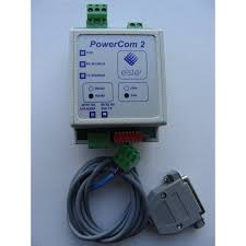 elster powercom2 rs485 to modbus converter