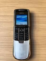 Nokia 8800 sirocco in E12 London ...