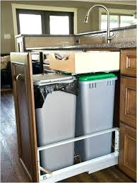 best trash can small under sink pull out google search compactor reviews titan
