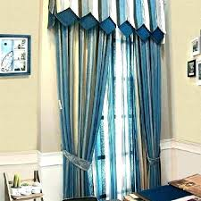 white and blue striped curtains stripe curtain red target