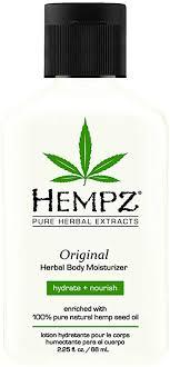 <b>Hempz Original Herbal</b> Body Moisturizer, 2.25oz: Amazon.ca: Beauty