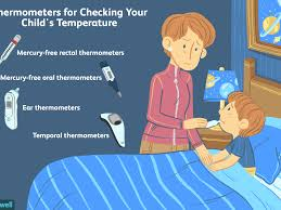Rectal Temperature Toddler Chart Checking Your Childs Temperature For A Fever