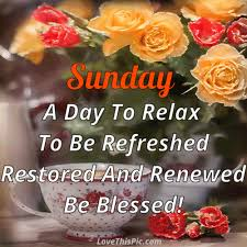 Good Morning Sunday Quote Best of Sunday A Day To Relax Quote Gif Quotes Pinterest Happy Sunday