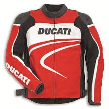 ducati sport leather jacket