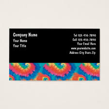 tie dye business cards tie dye business cards card printing zazzle co uk on collections of