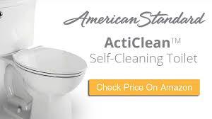american standard acticlean self