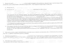Sale Agreement Forms Mortgage Purchase Agreement Template
