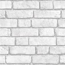 muriva bluff embossed brick effect wallpaper j30309