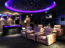 theater room lighting. Theatre Room Decorating Ideas Home And Futuristic Ceiling Style With Stars Theater Lighting