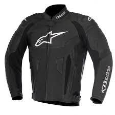 alpinestars gp plus r v2 airflow leather jacket black
