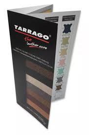 Tarrago Leather Dye Color Chart Tarrago Colour Charts Catalog Valmour