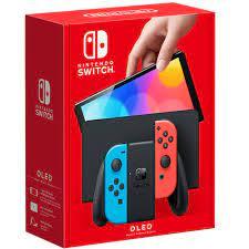 Nintendo Switch OLED Model HEGSKABAA B ...