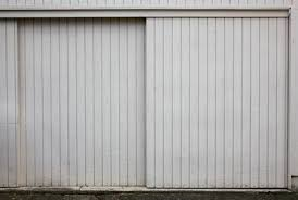 painted wood garage door. Old Style Sliding Beige Painted Wood Garage Doors Stock Photo - 8531880 Door M