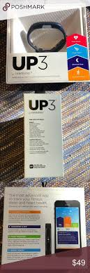 Jawbone Up3 Size Chart Up3 By Jawbone New In Sealed Box Given To Me A Couple Of