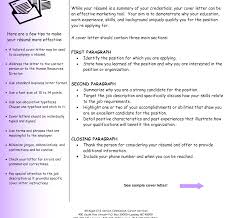 Best Ideas Of Free Cover Letter Samples For High School Students