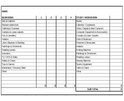 Video Log Template Inventory Log Sheet Template