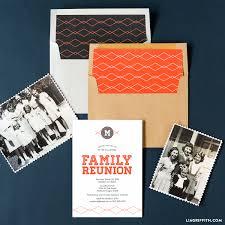 Printable Family Reunion Invitations Family Reunion Invitations Lia Griffith