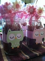 Decorating Mason Jars For Baby Shower owl baby girl shower ideas best 100 owl ba shower decorations ideas 91