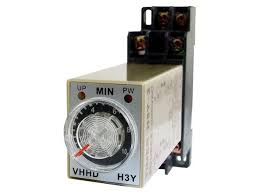 Timer 10min Ac 220v 10min 0 10 Minute Delay Timer Time Relay H3y 2 8 Pin Din