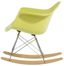 eames rocking chair green. charles e. style | retro rar fibreglass rocking chair swiveluk.com eames green