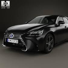 lexus 2015 sedan black. lexus gs hybrid 2015 3d model max obj 3ds fbx c4d lwo lw lws 6 sedan black