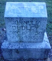 Cornelia Pendleton Dudley (1850-1925) - Find A Grave Memorial