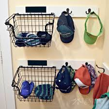 Coat And Bag Rack Unique Coat Hooks Hat Racks And Organization For Mudroom