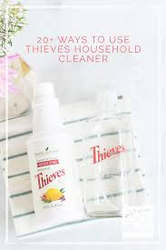 20 ways to clean your home with thieves household cleaner dontmesswithmama com