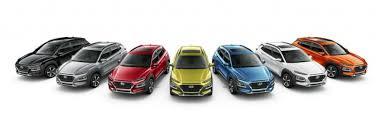 Color Options For The 2019 Hyundai Kona