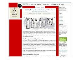 Whitespace An A List Apart Article